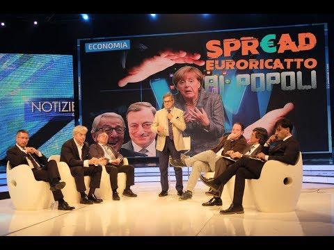 'SPREAD EURORICATTO AI POPOLI' | Notizie Oggi Lineasera