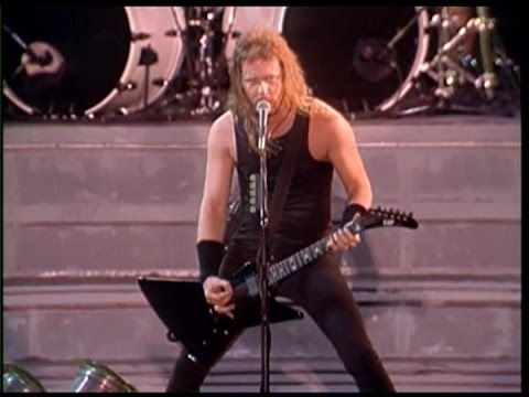 Metallica - Sad But True - Live at Day On The Green (1991) [Pro-Shot]