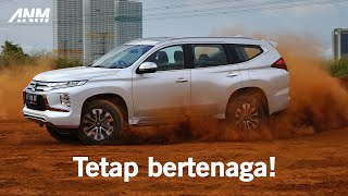 Mitsubishi New Pajero Sport Dakar 4x4 review & test drive