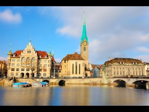 10 Top Tourist Attractions in Zurich