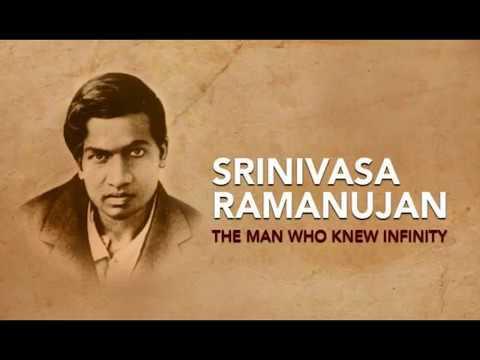 महान गणितज्ञ || Srinivasa Ramanujan - Man who knew INFINITY