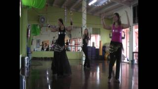 Zumba Belly Dance -Boro Boro