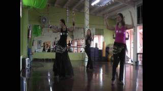 Zumba Belly Dance -Boro Boro