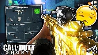 Creating The MOST ANNOYING Class in CoD Ghosts