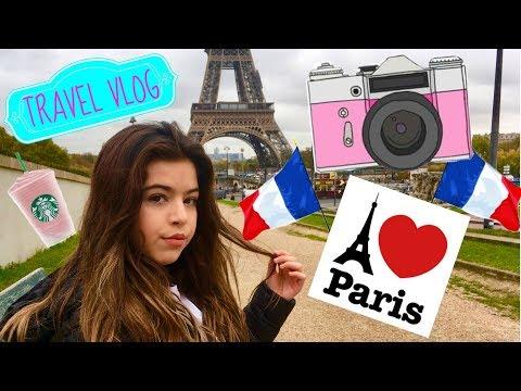 SOPHIA GRACE IN PARIS | TRAVEL VLOG