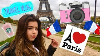 SOPHIA GRACE IN PARIS | TRAVEL VLOG
