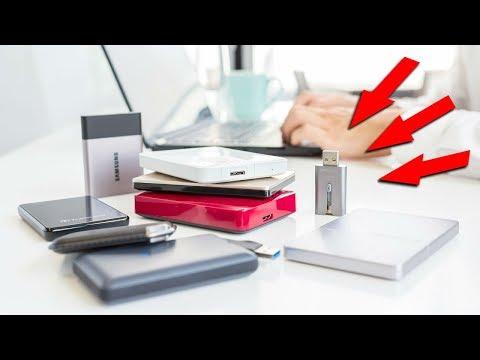 ВНЕШНИЙ ЖЕСТКИЙ ДИСК С АЛИЭКСПРЕСС! ТОП САМЫХ ПОПУЛЯРНЫХ HDD и SSD дисков!