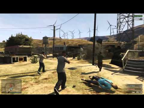 - GTA V REMIX VIDEO ||