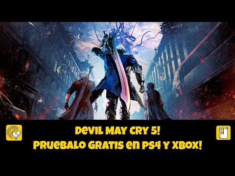 Juega gratis Devil May Cry 5 en Ps4 y Xbox antes de que salga! thumbnail
