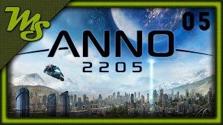 Anno 2205 #05   Petrochemikalien!   Let's Play Anno 2205 Gameplay German Deutsch