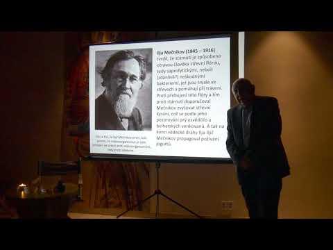 MUDr. Radkin Honzák: Střevní mikrobiom aneb duše v břiše
