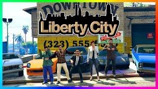 GTA ONLINE 'RETURN TO LIBERTY CITY' SPECIAL - NIKO BELLIC SECRETS, LIBERTY CITY EASTER EGGS & MORE!