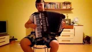 MEJK - Tańczę z nim - akordeon