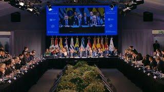 Mercosur trade summit begins in Santa Fe, Argentina   AFP