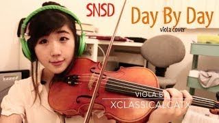 SNSD / 소녀시대 ~ Day By Day *viola cover* - Stafaband