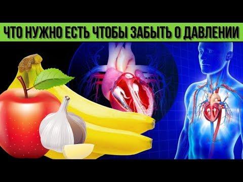 Вот Что Нужно есть Каждый день чтобы забыть о Высоком артериальном давлении