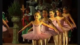 Sleeping Beauty Ballet India Prologue by CCB INDIA