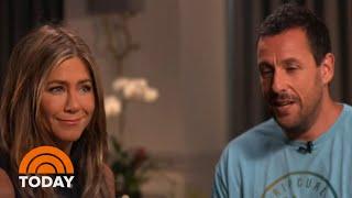 Jennifer Aniston, Adam Sandler Talk 'Murder Mystery' And 30-Year Friendship | TODAY