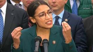 AOC Writes Letter HARSHLY Calling Out Israel For Annexations, AIPAC Calls Her Out!