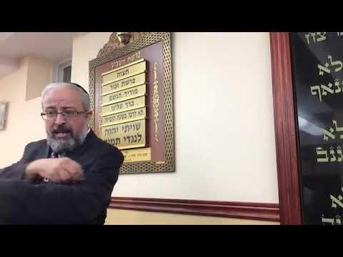 Rabbi Yinon Kalazan - Purim And Yom HaKipurim Most ingenious must watch!!!
