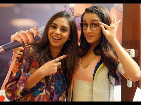 LIVE With Shraddha Kapoor | What When Wear