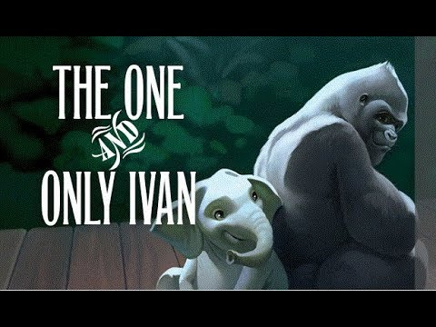 The One And Only Ivan Book Trailer