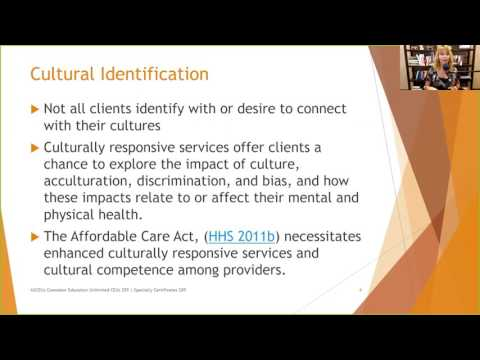 Improving Cultural Competence Part 1 of 3: | Counselor Toolbox Episode 142