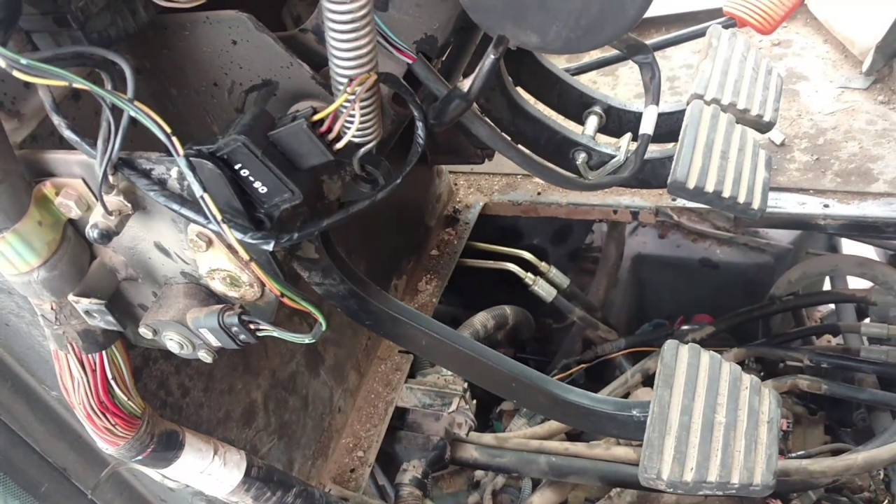 110 John Deere Tractor Wiring Diagram Mxm 175 Case International Powershift Diagnosis Youtube