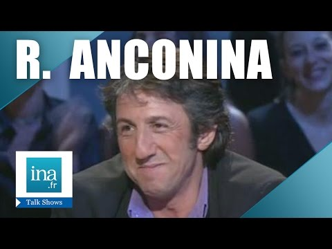 Thierry Ardisson : L'Ardiview de Richard Anconina | Archive INA