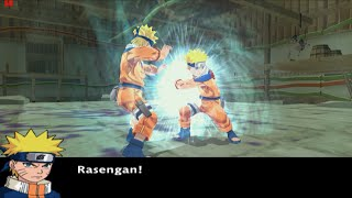 Naruto Uzumaki Chronicles 2 Walkthrough Part 5 Find the Orb! Invade the Fort! 60 FPS