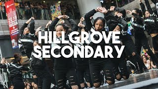 Hillgrove Secondary | Super 24 2018 Secondary School Category Red Division Prelims