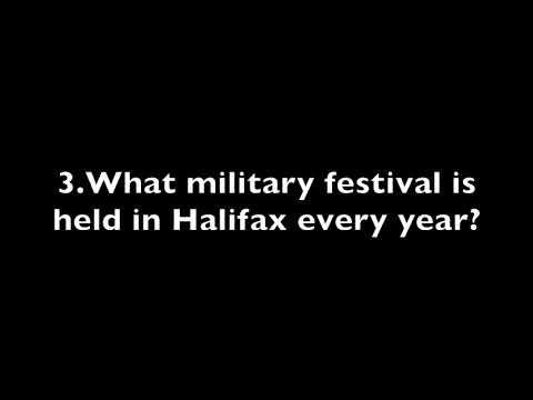 All About Nova Scotia - Canadian Citizenship Exam Questions 2018