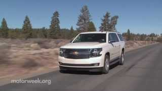 First Look: 2015 GM Full Size SUVs