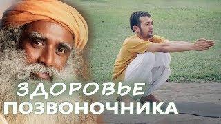 """Садхгуру: практика """"Здоровье позвоночника"""""""