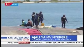 Idadi ya watu waliofariki katika ajali ya MV Nyerere yafika watu 224
