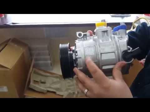 Bahçe Volkswagen Yedek Parça | Klima Kompresörü | Or.Kod: 1K0820859F