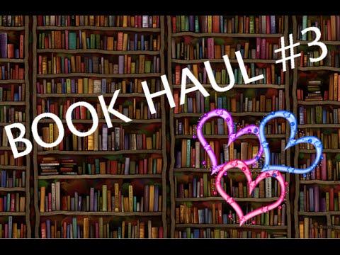 Audrey Livre | Book haul #3