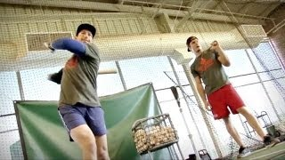 Chicago Cubs C John Baker & Andy Hnilo Talk Human Performance w/ Bulletproof!