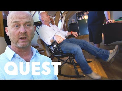 Drew Purchases 19th Century Original Scandinavian Furniture | Salvage Hunters: Best Buys