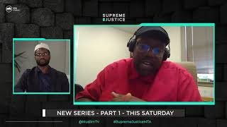 NEW 2-PART SERIES - Supreme Justice