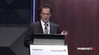 """""""Moda & Lusso: Il momento delle scelte"""" – Intervento David Pambianco"""