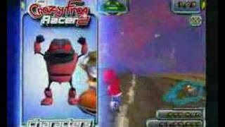 Crazy Frog Racer 2 Trailer
