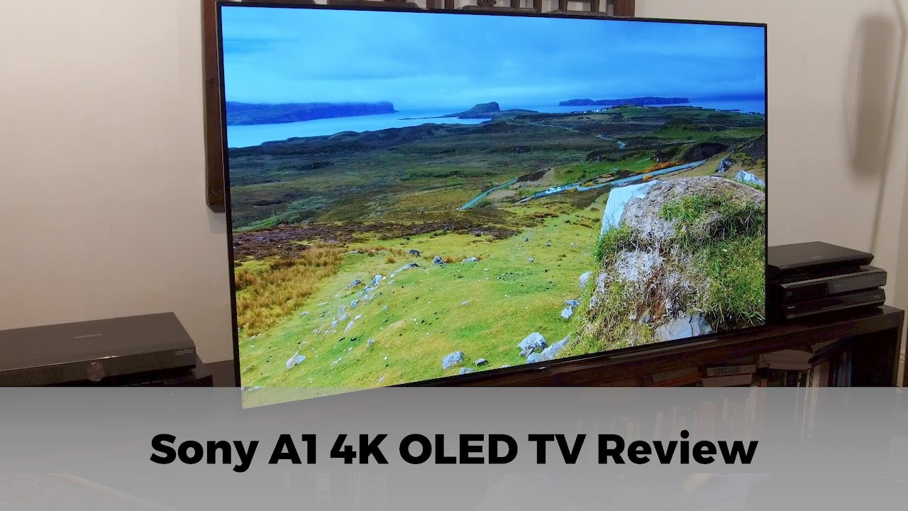 sony tv oled. sony a1 (a1e) 4k hdr oled tv review tv oled