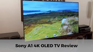Sony A1 (A1E) 4K HDR OLED TV Review