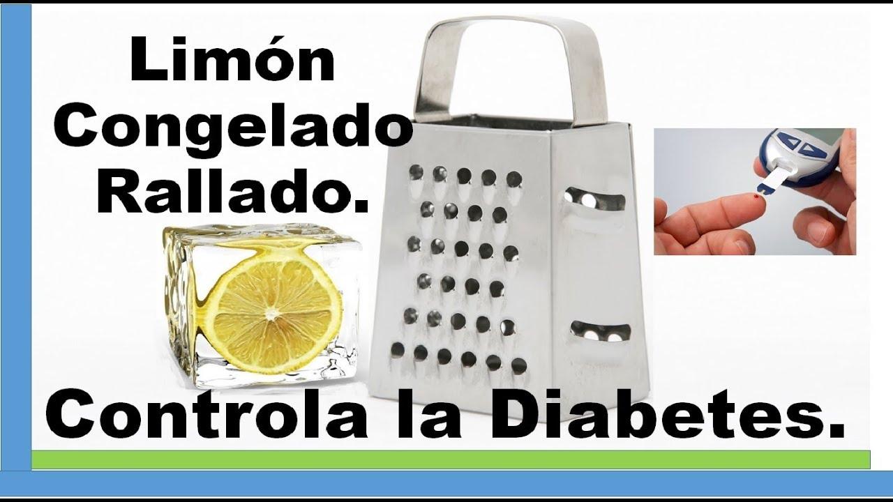Como bajar de peso con limon congelado