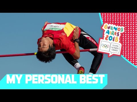 Personal Bests in High Jump & Discus Throw! | My Personal Best Day 8 | YOG Buenos Aires 2018