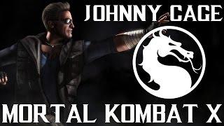 CUIDADO CON LOS HUEVOS | JOHNNY CAGE | MORTAL KOMBAT X TORRES #16