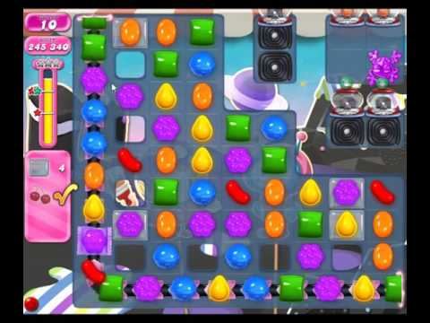 Candy Crush Saga Level 1880 - NO BOOSTERS