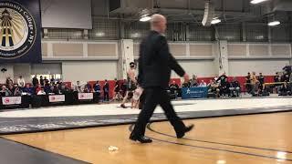 132 lbs 2020 NYSPHSAA Section XI Final Otto vs Redding