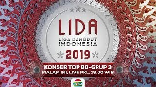 Download Video JANGAN LEWATKAN! Liga Dangdut Indonesia 2019 Top 80 Group 3 Malam ini! - 18 Januari 2019 MP3 3GP MP4